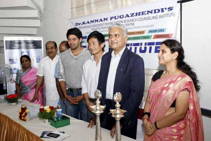 Sparrc MD Sujatha Pugazhendi along with Chief guests