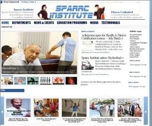 Sparrc launches new website