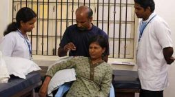 Doctor Kannan Pugazhendi Training Physios