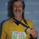 Marathon Runner Mr Willi Wilson says