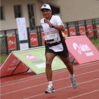 Dr Kannan & SPARRC team made me complete Mumbai Marathon