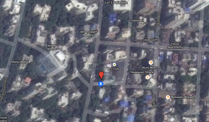 mumbai sparrc location