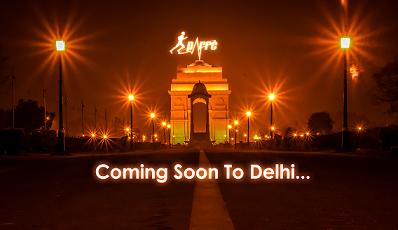 Sparrc Institute coming soon to Delhi
