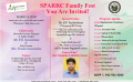 SPARRC Famil Fest – You are invited! (Mar2nd)
